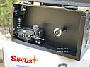Сварочный полуавтомат Sirius MIG/MMA 260F зварювальний напівавтомат + проволока, фото 4