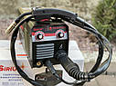 Сварочный полуавтомат Sirius MIG/MMA 260F зварювальний напівавтомат + проволока, фото 5