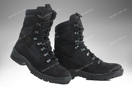 Берци демісезонні / військове тактичне взуття GROZA (чорний), фото 2
