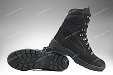 Берци демісезонні / військове тактичне взуття GROZA (чорний), фото 3