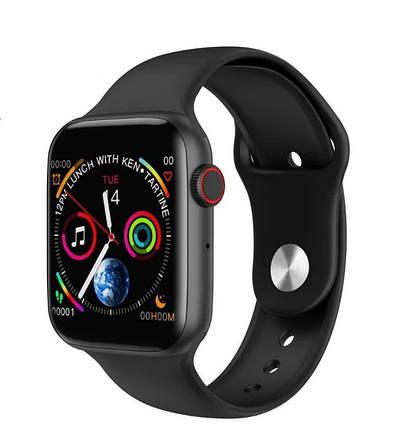 Фитнес браслет трекер Smart Watch NK03 Умные спортивные смарт часы с микрофоном для здоровья Влагозащита IP67, фото 2