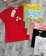 Футболка для дівчат КУЛЬБАБА норма розмір 42-46,колір уточнюйте при замовленні