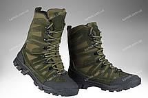 Берци тактичні демісезонні / військова, армійські взуття КАСКАД (coyote), фото 3