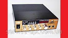 Підсилювач звуку UKC SN-003BT FM USB Bluetooth + Караоке