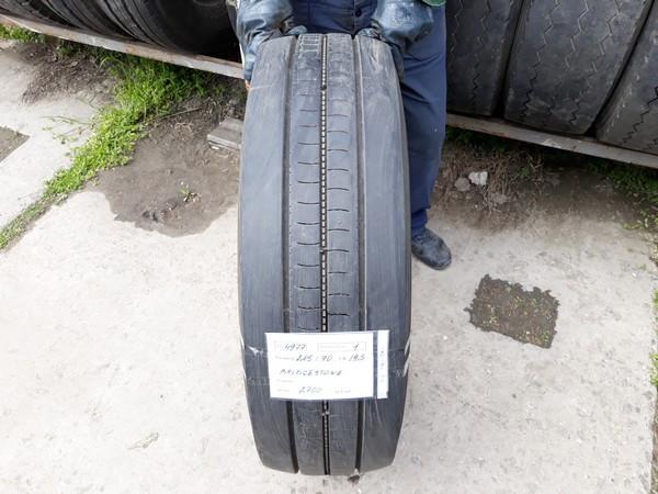 Шины б.у. 285.70.r19.5 Bridgestone R - Steer Бриджстоун . Резина бу для грузовиков и автобусов