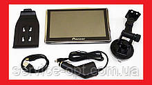 "7"" GPS навігатор Pioneer 716 - 8Gb / 800MHz / 256Mb / IGO + Navitel + CityGuide"