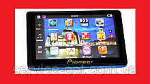 "5"" GPS навігатор Pioneer 518 - 8Gb / 800MHz / 256Mb / IGO + Navitel + CityGuide"