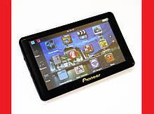 "7"" GPS навігатор Pioneer G718 - 8Gb / 800MHz / 256Mb / IGO + Navitel + CityGuide"