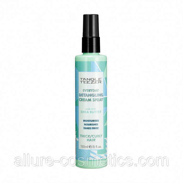 Крем-спрей для легкого розчісування Tangle Teezer everyday detangling cream spray