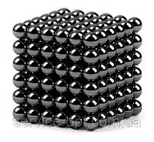 Неокуб, neocube 4,5 мм, нікель. 216 кульок