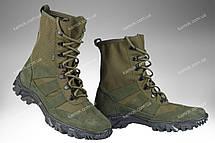 Берци полегшені військові / армійська, тактична спец взуття X Desert (coyote), фото 2