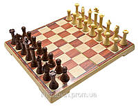 Шахматы деревянные магнитные