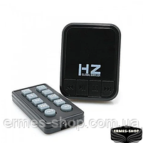 ФМ модулятор HZ H6-BT Bluetooth | Автомобильный трансмиттер, фото 2