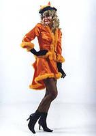 """Костюм карнавальный женский """"Лисичка"""", доставка карнавальных костюмов по Украине"""