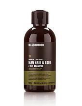 Шампунь для тела и волос Man Hair & Body 2 in 1 Mr.SCRUBBER 250мл