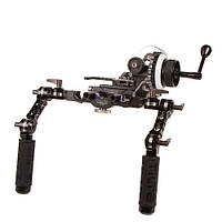 Плечевой упор Tilta TT-03-TL DSLR Shoulder Rig with Follow Focus & Counterweight (TT-03-TL)