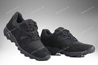 Военная обувь демисезонная / трекинговые тактические кроссовки PEGASUS (black)