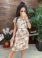 Платье женское, стильное, Пасха, 214-002