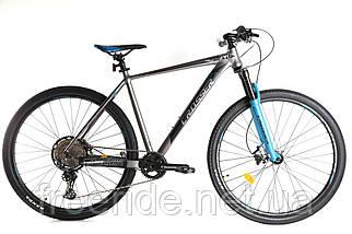 Найнер велосипед Crosser Solo 29 (19/21) 1*12S гидравлика Deore