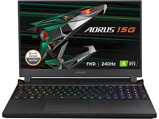 "GIGABYTE AORUS 15G YC - 15.6"" FHD IPS Anti-Glare 240Hz - Intel Core i7-10870H - NVIDIA GeForce RTX 3080 Laptop"