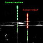 ОПТ Розумний Поплавок індикація на клювання + батарейки для риболовлі, фото 4
