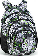 Замечательный школьный рюкзак для девочки Dolly (Долли) 592. Цвет в ассортименте