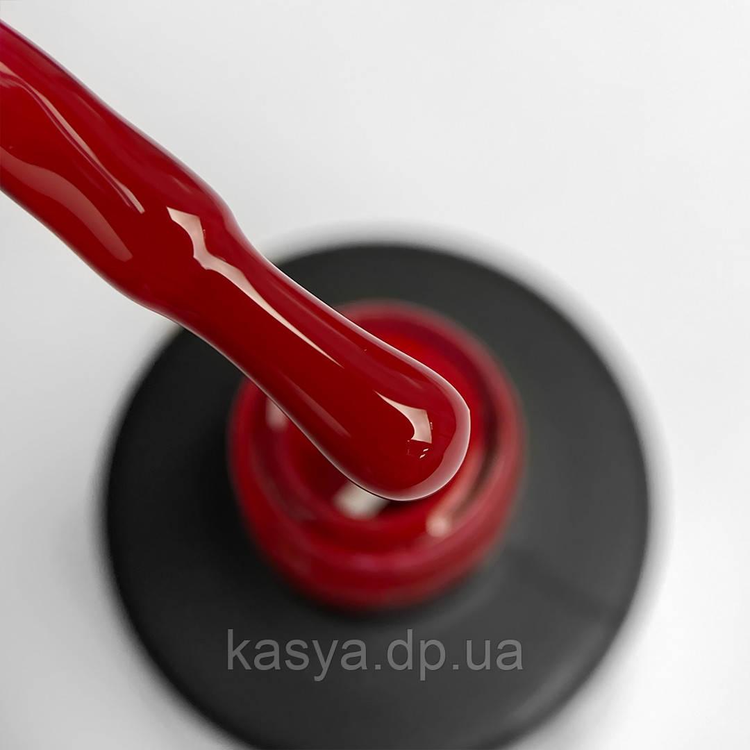 Гель-лак Oxxi 111 темний червоний, емаль, 10мл