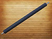Обрезинивание (восстановление) резинового покрытия валов для фотолабораторий ø18х224х280 мм
