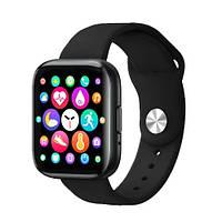 Фитнес браслет трекер Smart Band T99S, Умные спортивные смарт часы с микрофоном для здоровья, влагозащита IP67