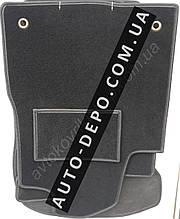 Ворсовые коврики Acura MDX Тканевые коврики для Акура MDX 2006- VIP ЛЮКС АВТО-ВОРС