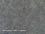 Ворсовые коврики Acura MDX Тканевые коврики для Акура MDX 2006- VIP ЛЮКС АВТО-ВОРС, фото 5