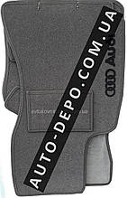 Килимки ворсові Audi A3 Тканинні килимки для Ауді А3 З 2003 р. в. VIP ЛЮКС АВТО-ВОРС