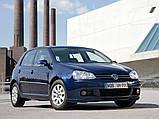 Ворсовые коврики Volkswagen Golf V Plus 2005- VIP ЛЮКС АВТО-ВОРС, фото 10