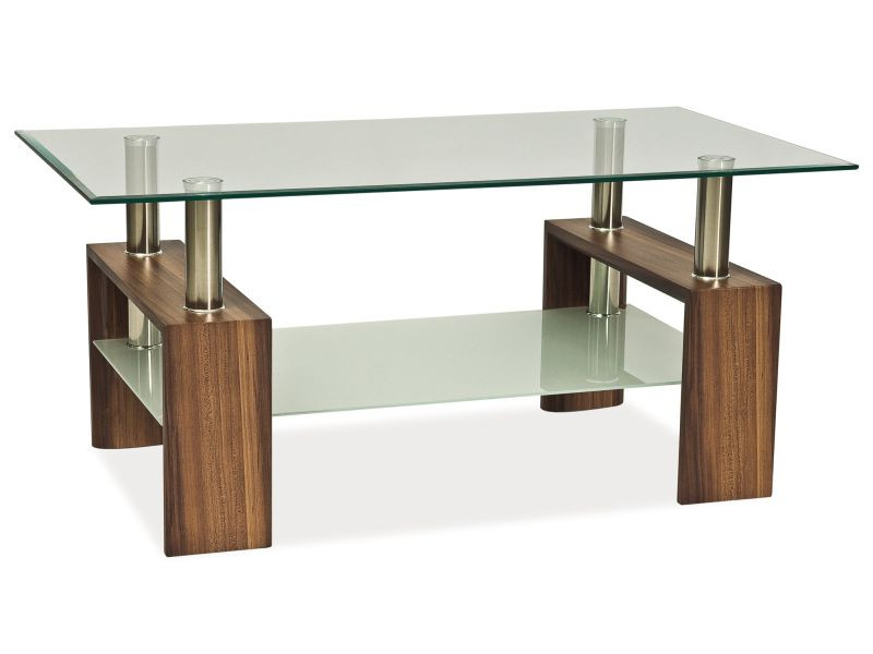 Журнальный стол LISA II Орех