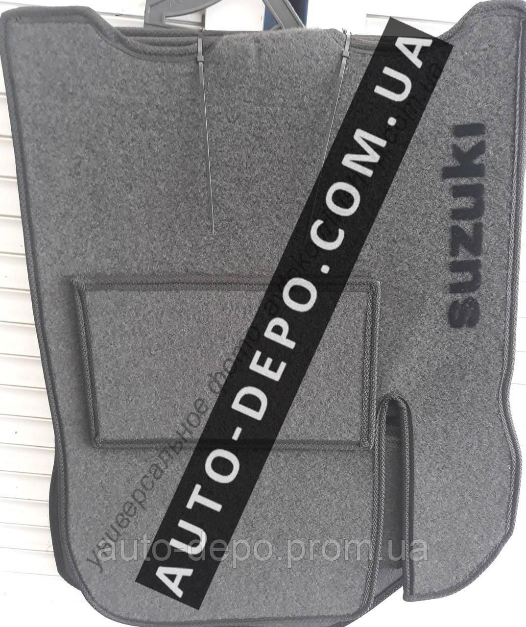 Ворсові килимки Suzuki Vitara S 2016 - VIP ЛЮКС АВТО-ВОРС