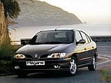 Ворсовые коврики Renault Megane I 1996-2002 VIP ЛЮКС АВТО-ВОРС, фото 10