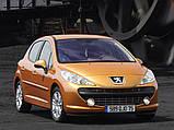 Ворсові килимки салону Peugeot 207 2006 - VIP ЛЮКС АВТО-ВОРС, фото 10