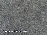Ворсовые коврики салона Peugeot 107 2005- VIP ЛЮКС АВТО-ВОРС, фото 5