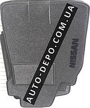 Ворсовые коврики Nissan Patrol (Y61) 1997-2010 VIP ЛЮКС АВТО-ВОРС
