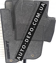 Килимки ворсові Mitsubishi Colt 2009 - VIP ЛЮКС АВТО-ВОРС
