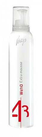 Мусс экстра сильной фиксации Vitality's Weho Extra mousse 250 мл.