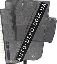Килимки ворсові Mitsubishi Outlander 2003 - АКП VIP ЛЮКС АВТО-ВОРС