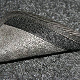 Ворсовые коврики Mercedes-Benz S-Class W220 Long 4 matic 1998-2005 VIP ЛЮКС АВТО-ВОРС, фото 5
