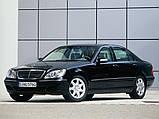 Ворсовые коврики Mercedes-Benz S-Class W220 Long 4 matic 1998-2005 VIP ЛЮКС АВТО-ВОРС, фото 6