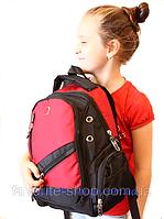 Детский рюкзак 815М -USB & AUX--РАЗНЫЕ ЦВЕТА-