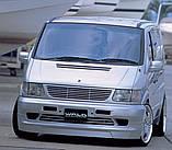 Ворсовые коврики Mercedes-Benz Vito W638 1996-2003 VIP ЛЮКС АВТО-ВОРС, фото 10