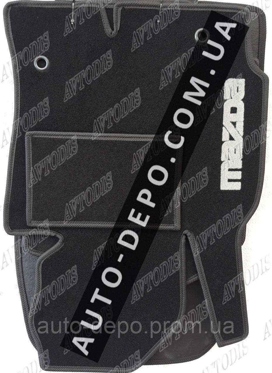 Ворсовые коврики Mazda Xedos 9 (TA) 1993-2001 VIP ЛЮКС АВТО-ВОРС