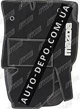 Килимки ворсові Mazda 3 (BK) 2003-2009 VIP ЛЮКС АВТО-ВОРС