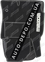 Килимки ворсові Mazda 6 (GH) 2007-2012 VIP ЛЮКС АВТО-ВОРС