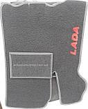 Ворсові килимки Lada 2172 2008 - VIP ЛЮКС АВТО-ВОРС, фото 3